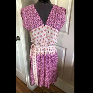Presley Skye 100% Silk Oversized Dress - XXS / M